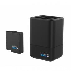 Dual Battery Charger GoPro HERO5 / 6/7 + один акумулятор (AADBD-001)