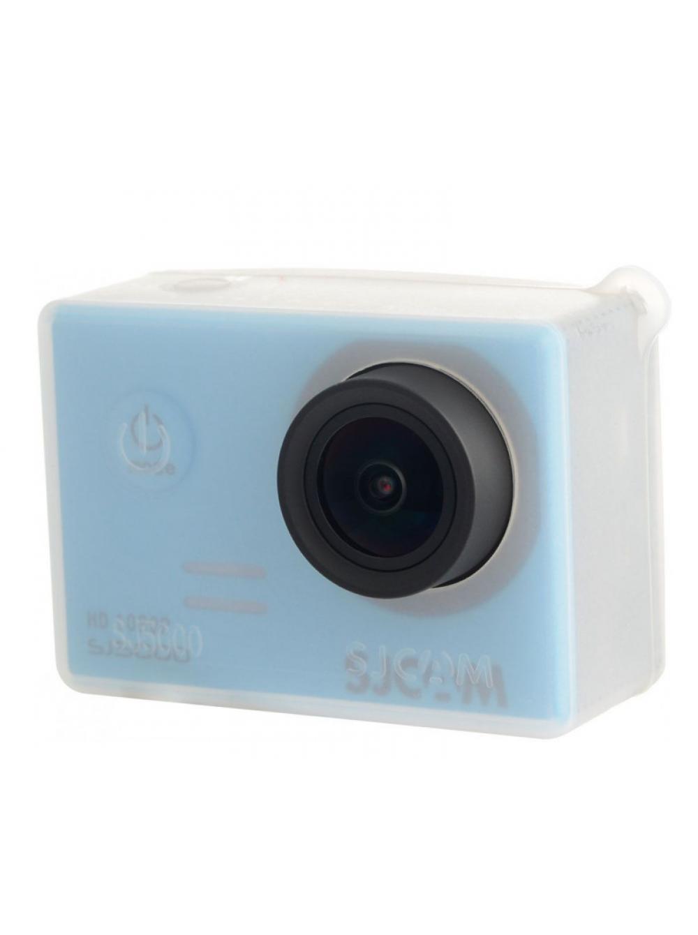 Кейс SJCAM SJ5000/5000 WiFi/5000 Plus/5000X Silicon Cover