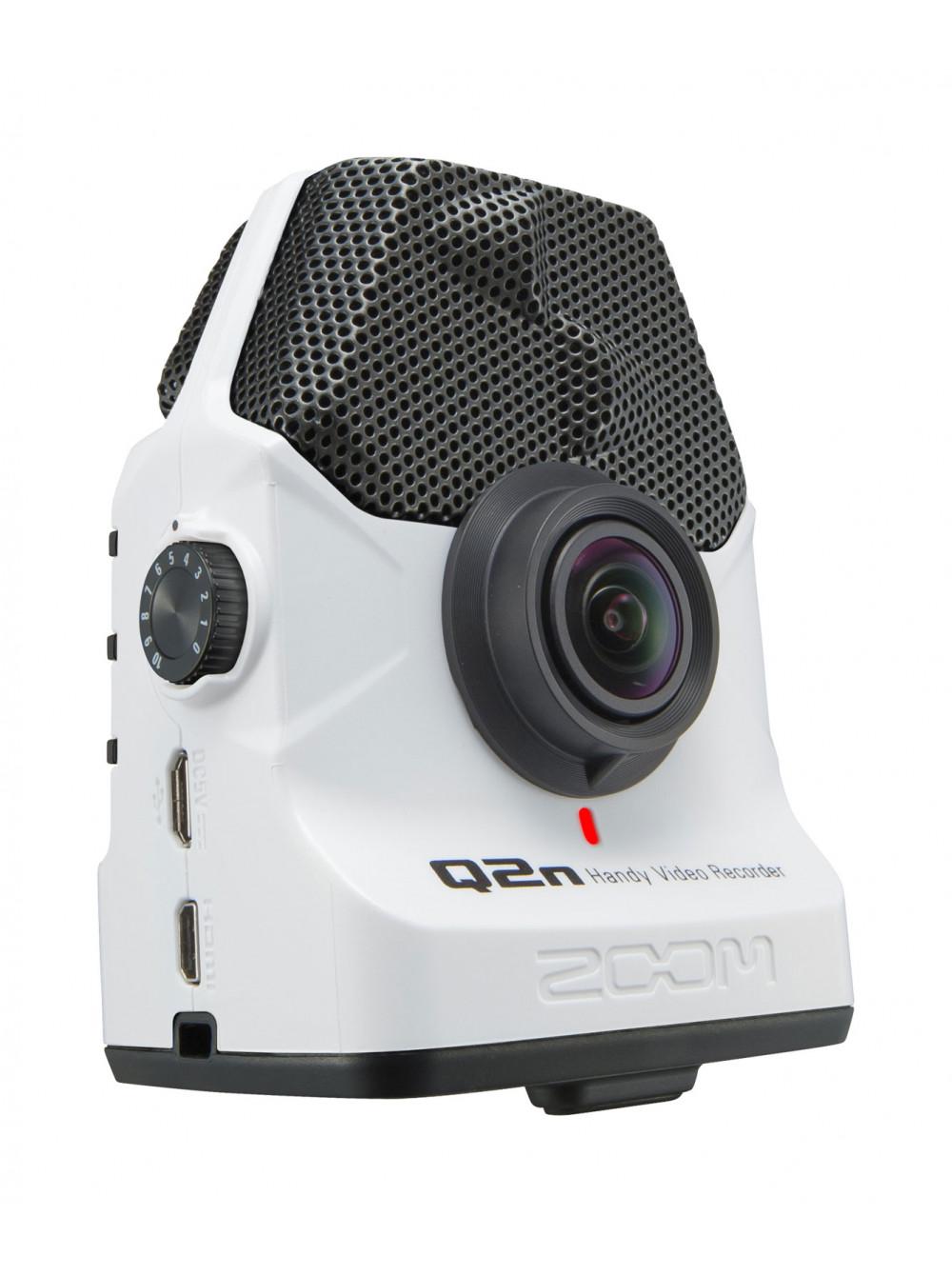 Видео рекордер Zoom Q2n white