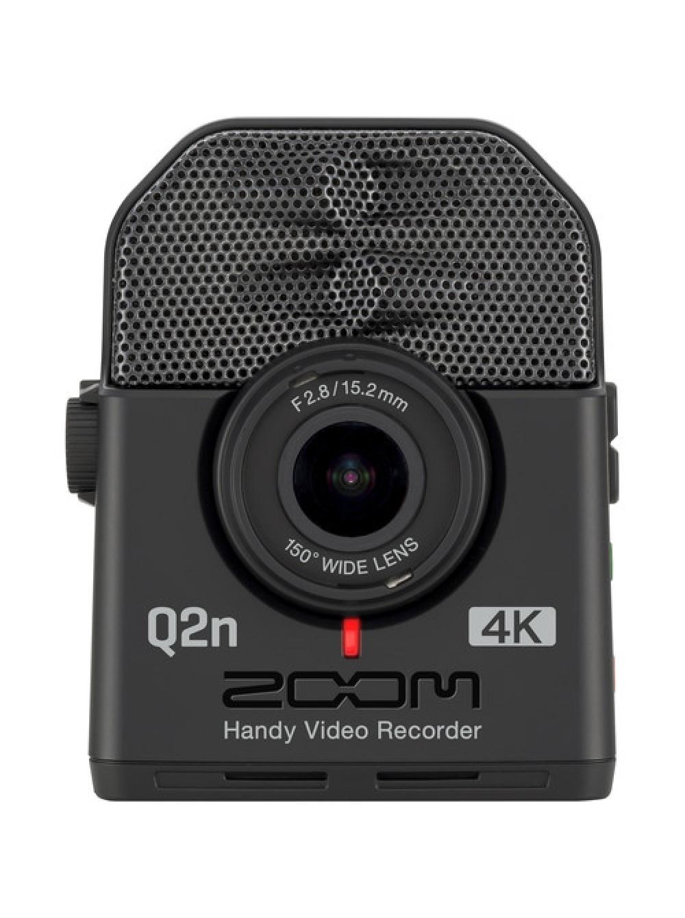 Видео рекордер Zoom Q2n-4K