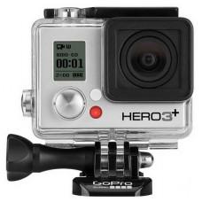 GoPro HERO 3 + Silver edition
