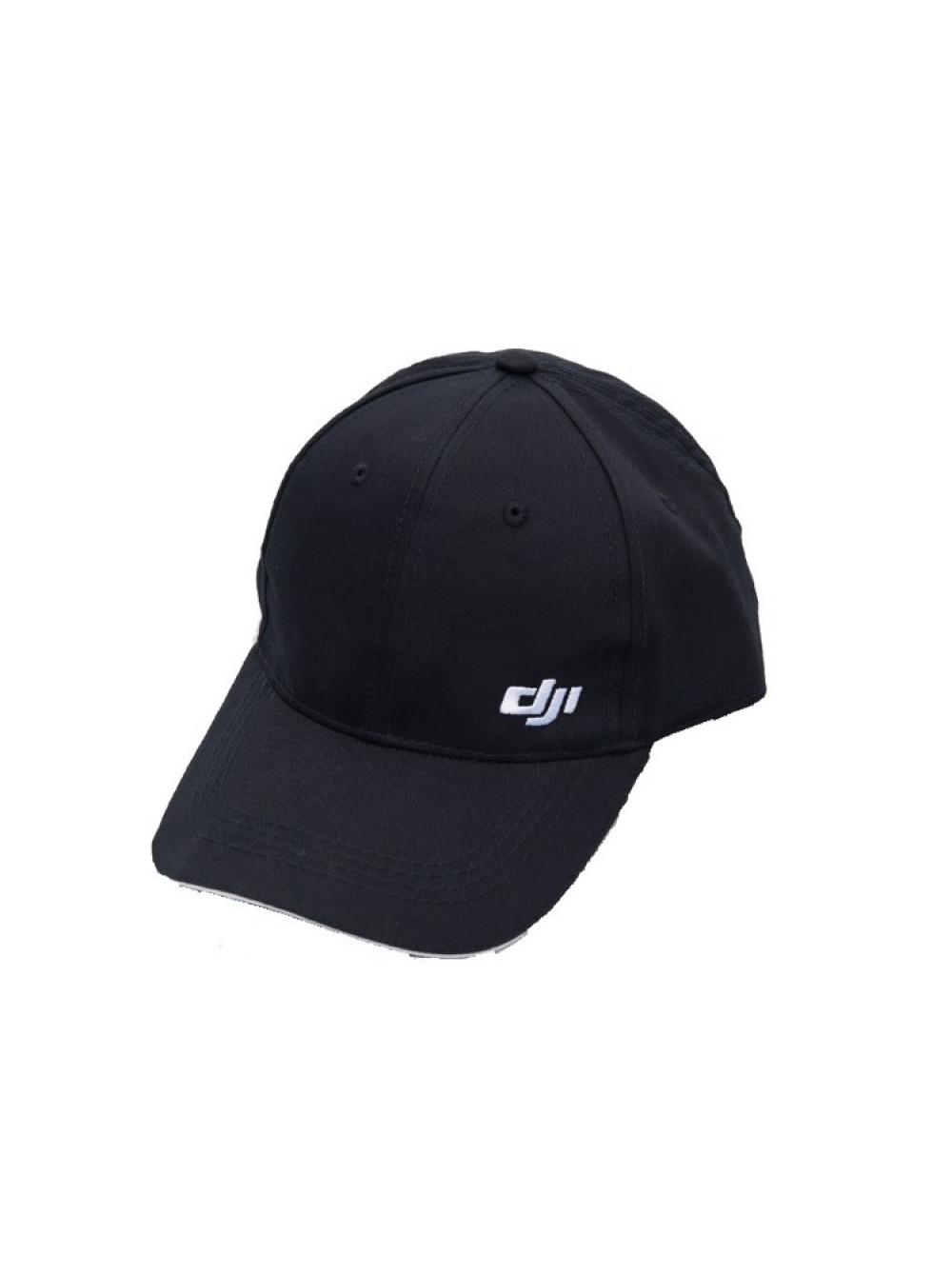 Оригинальная кепка DJI черная