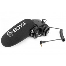 Микрофон пушка Boya - BY-BM3030