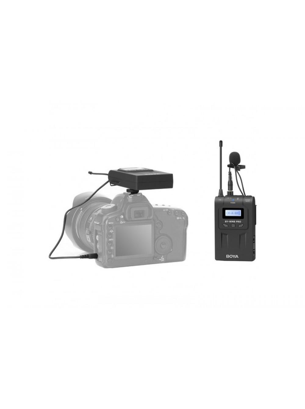 Радиомикрофонная система BY-WM8 Pro-K1