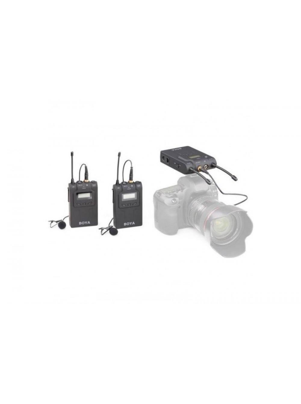 Радиомикрофонная система Boya BY-WM8 Pro-K2