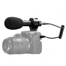Компактный стерео конденсаторный микрофон BOYA BY-PVM50