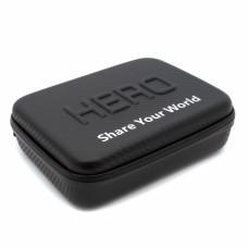 Кейс карбон для GoPro середній