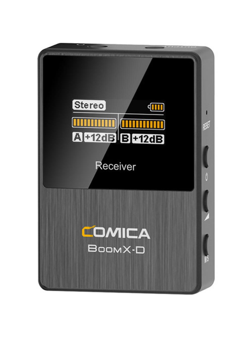 Радиосистема Comica BoomX D2 (TX+TX+RX)