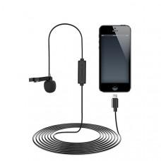 Петличный микрофон для Apple Comica CVM-V01SP (MI) (2.5m)