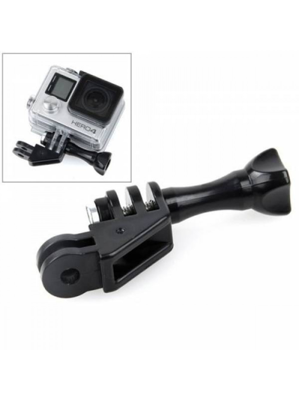 Угловой кронштейн для GoPro / SJCAM