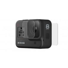 Захисне скло GoPro Hero 8 Tempered Glass Lens + Screen Protectors (AJPTC-001)