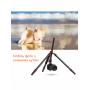 Штатив для камеры с регулируемой высотой K&F SA234 KF09.080