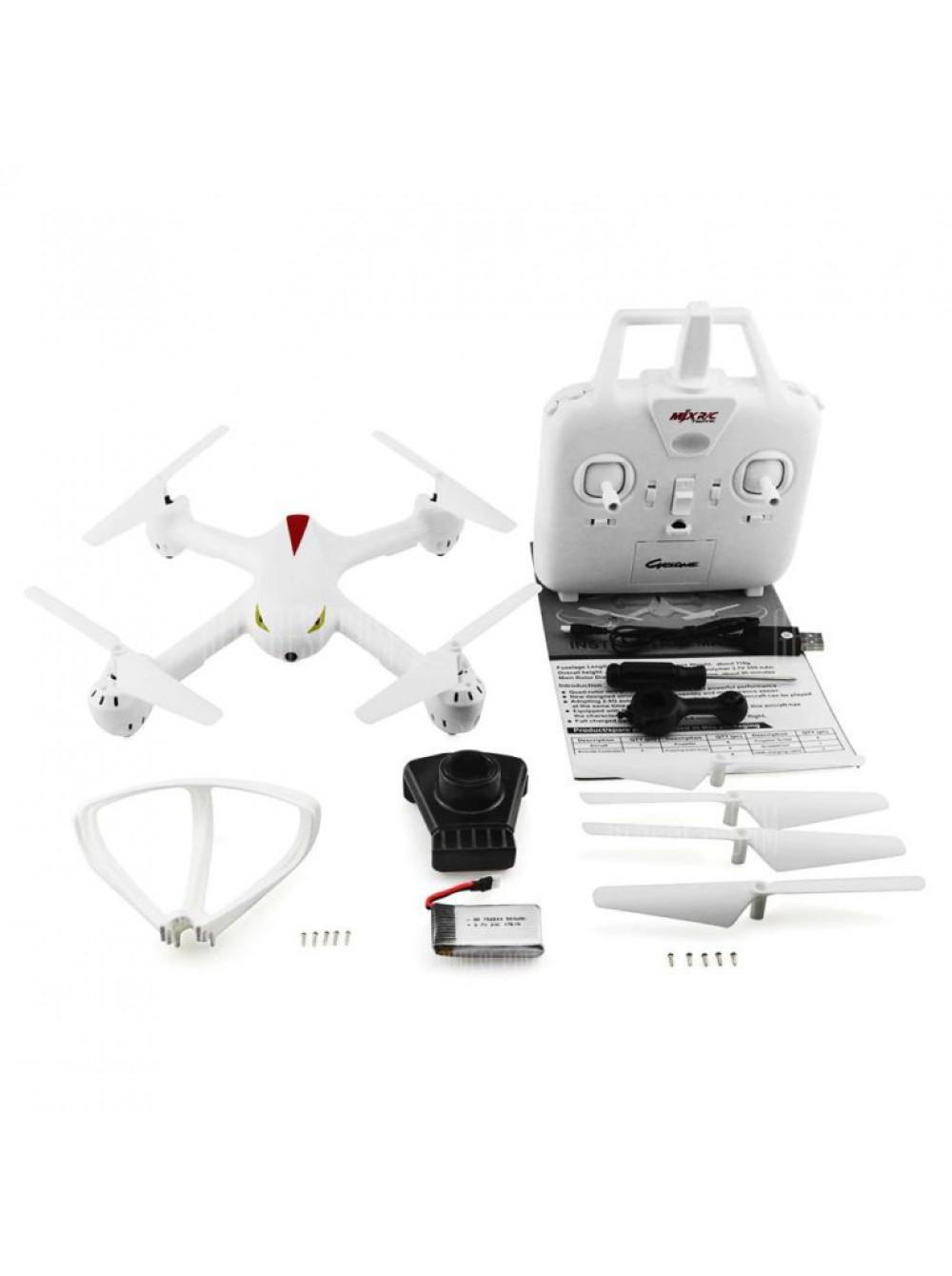 Квадрокоптер MJX X708W c WiFi камерой