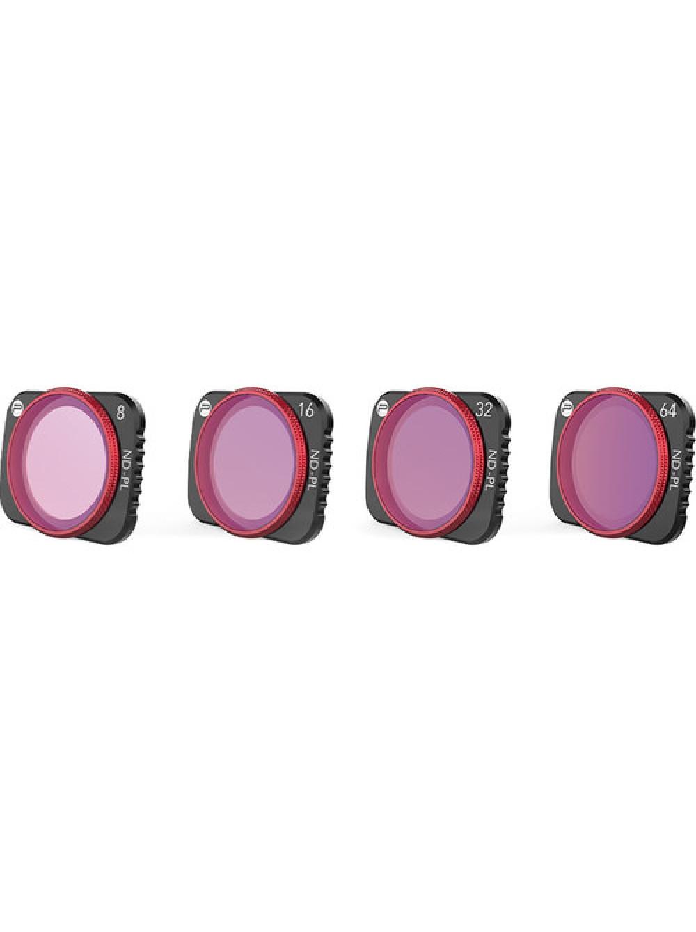 Набор нейтрально-поляризационных фильтров для DJI Mavic Air 2 PGY (P-16A-035)