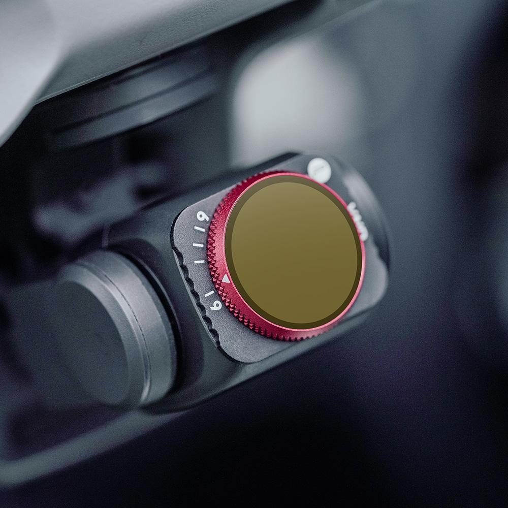 Регульований VND 4-32 фільтр для DJI Mavic Air 2 PGYTECH (P-16A-040)
