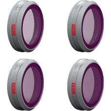 Набор фильтров PGYTECH Pro ND/PL Lens Filter Kit for DJI Mavic 2 Zoom (P-HA-043)