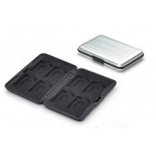 Кейс для карт памяти PGYTECH Memory Card Silver PGY-AC-304