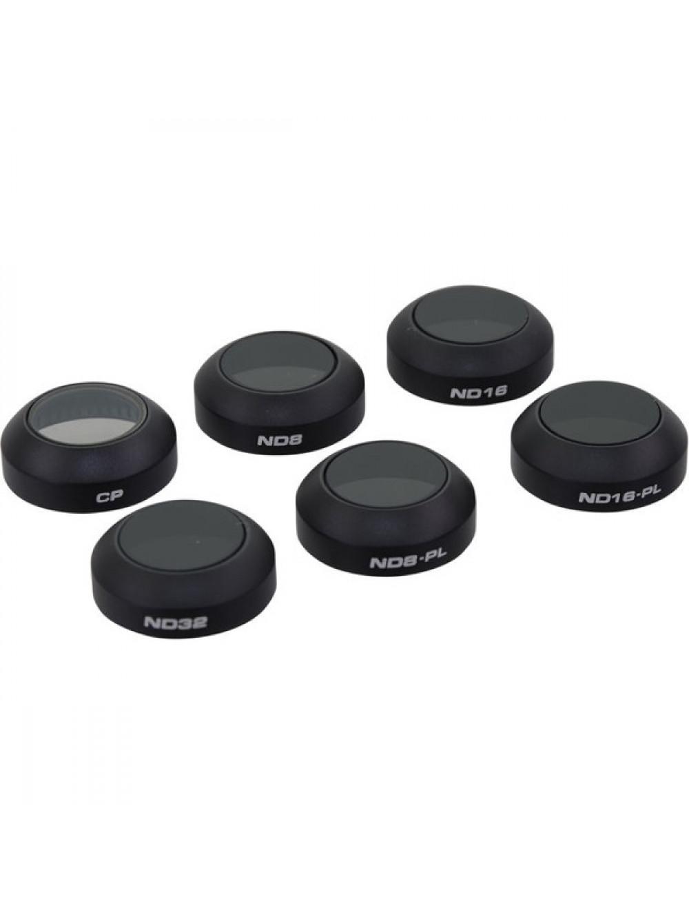 Набор фильтров PolarPro для DJI Mavic Pro 6шт