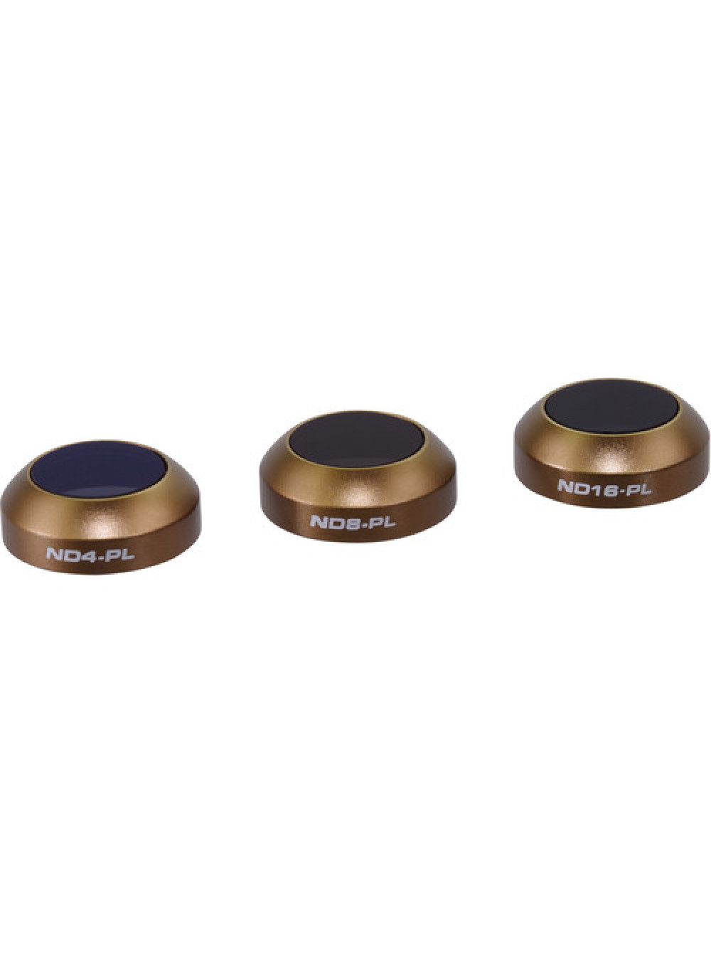 Набор фильтров серии PolarPro Cinema 3шт ND4/PL, ND8/PL, ND16/PL для DJI Mavic Pro
