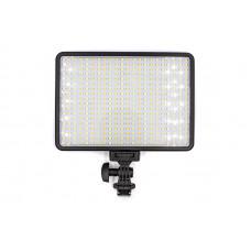 Накамерный свет PowerPlant LED 396A