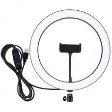 """Кільцева USB LED лампа Puluz PU407 11.8 """""""
