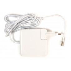 Зарядное устройство для Apple Macbook PowerPlant 220V, 16.5V 60W 3.65A (Magnet tip)
