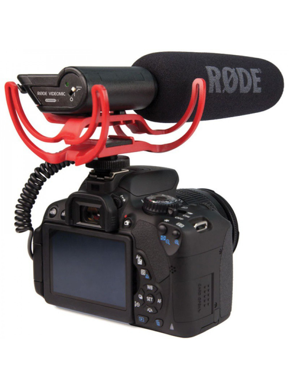 Микрофон RODE VIDEOMIC RYCOTE