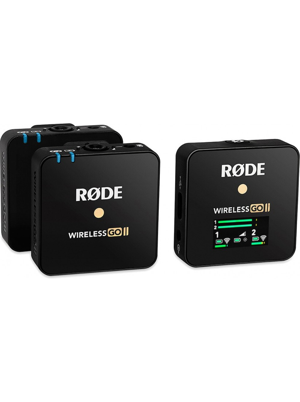Микрофонная радиосистема Rode Wireless Go II