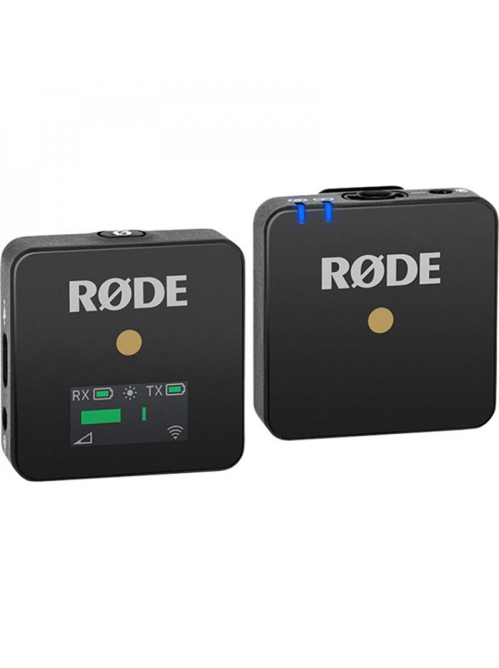 Радиомикрофонная система Rode Wireless GO