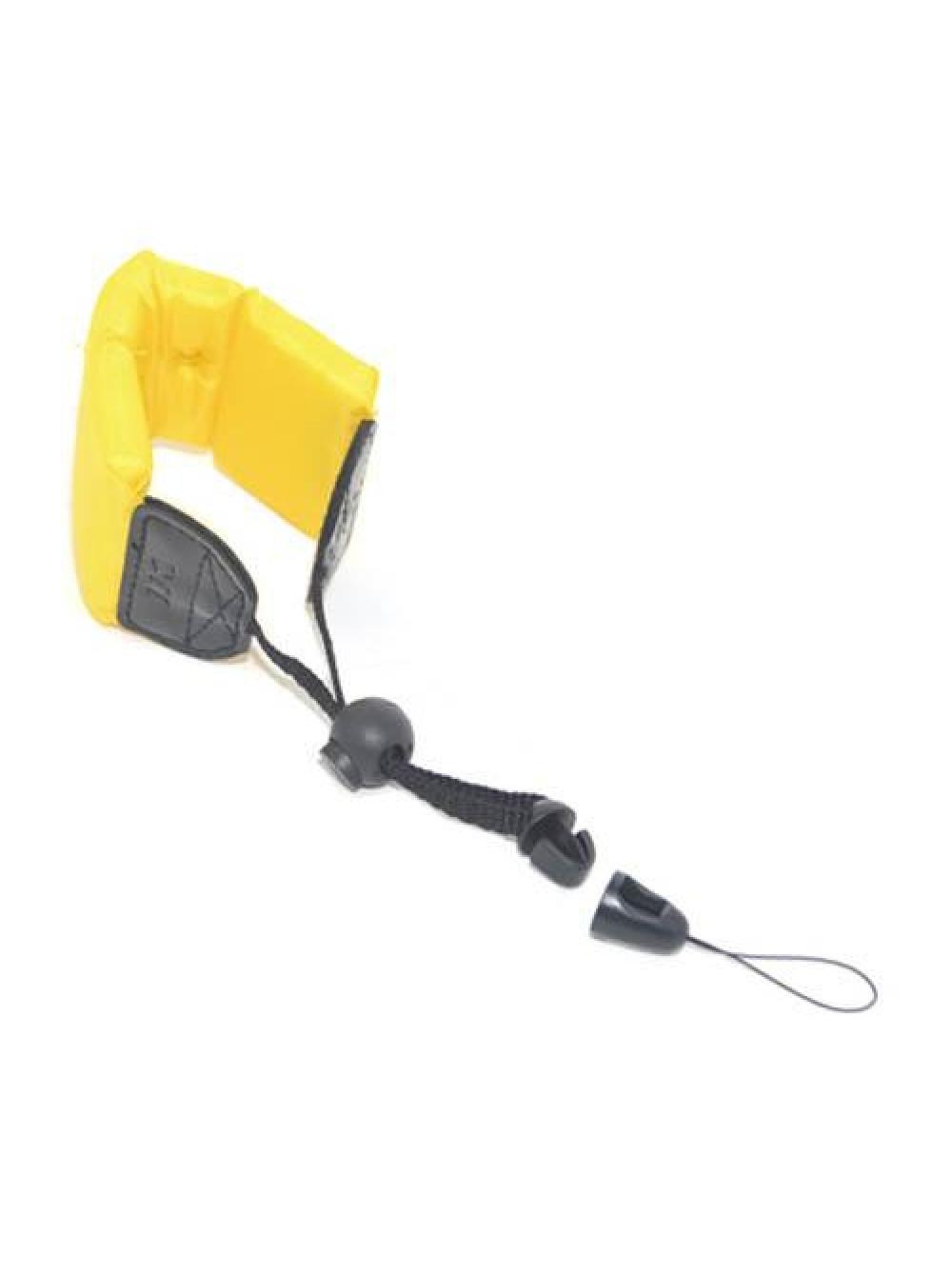 Крепление на запястье MSCAM Dive Strap Yellow