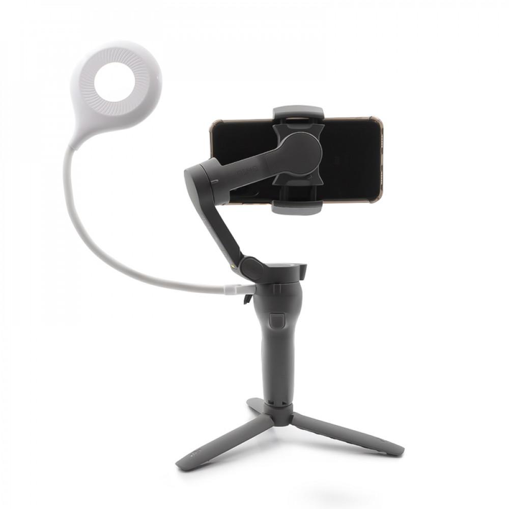 Портативна кільцева USB-лампа STARTRC для DJI Osmo Mobile 4/3