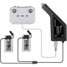 Автомобильное зарядное устройство STARTRC для DJI Mini 2