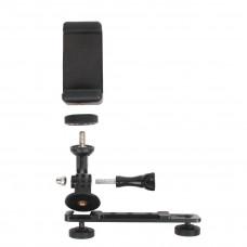 Держатель света, смартфона, камеры к стабилизатору для смартфона Sunnylife (DJI-LM47)
