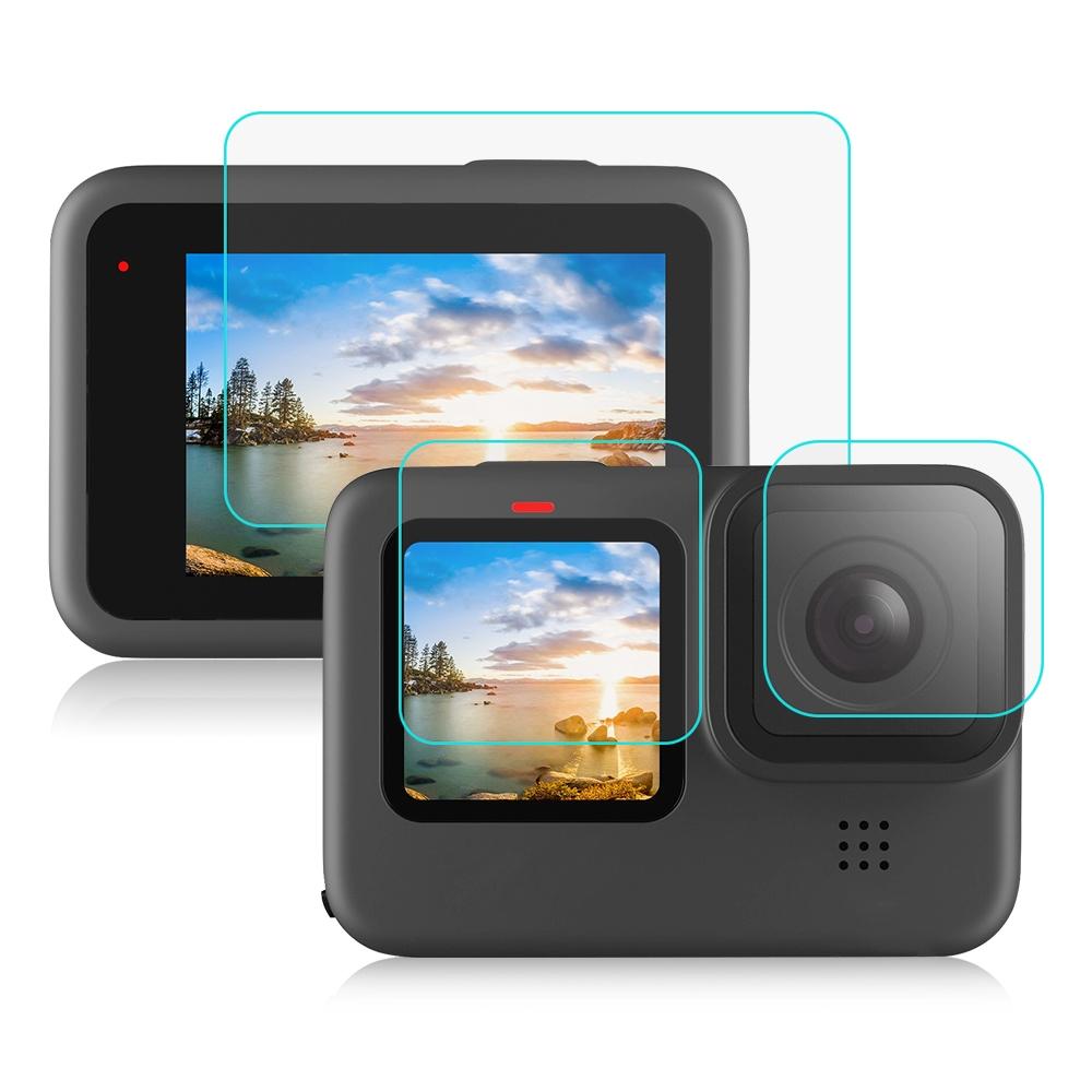 Набір захисного скла для GoPro HERO 9 Sunnylife (GO-GHM648)