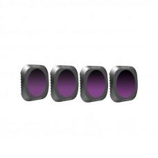 Комплект фильтров ND8-PL ND16-PL ND32-PL ND64-PL для DJI Mavic 2 Pro Sunnylife (M2P-FI538)
