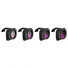 Комплект фильтров ND4/PL, ND8/PL, ND16/PL, ND32/PL для DJI Mavic Mini Sunnylife (MM-FI9255)