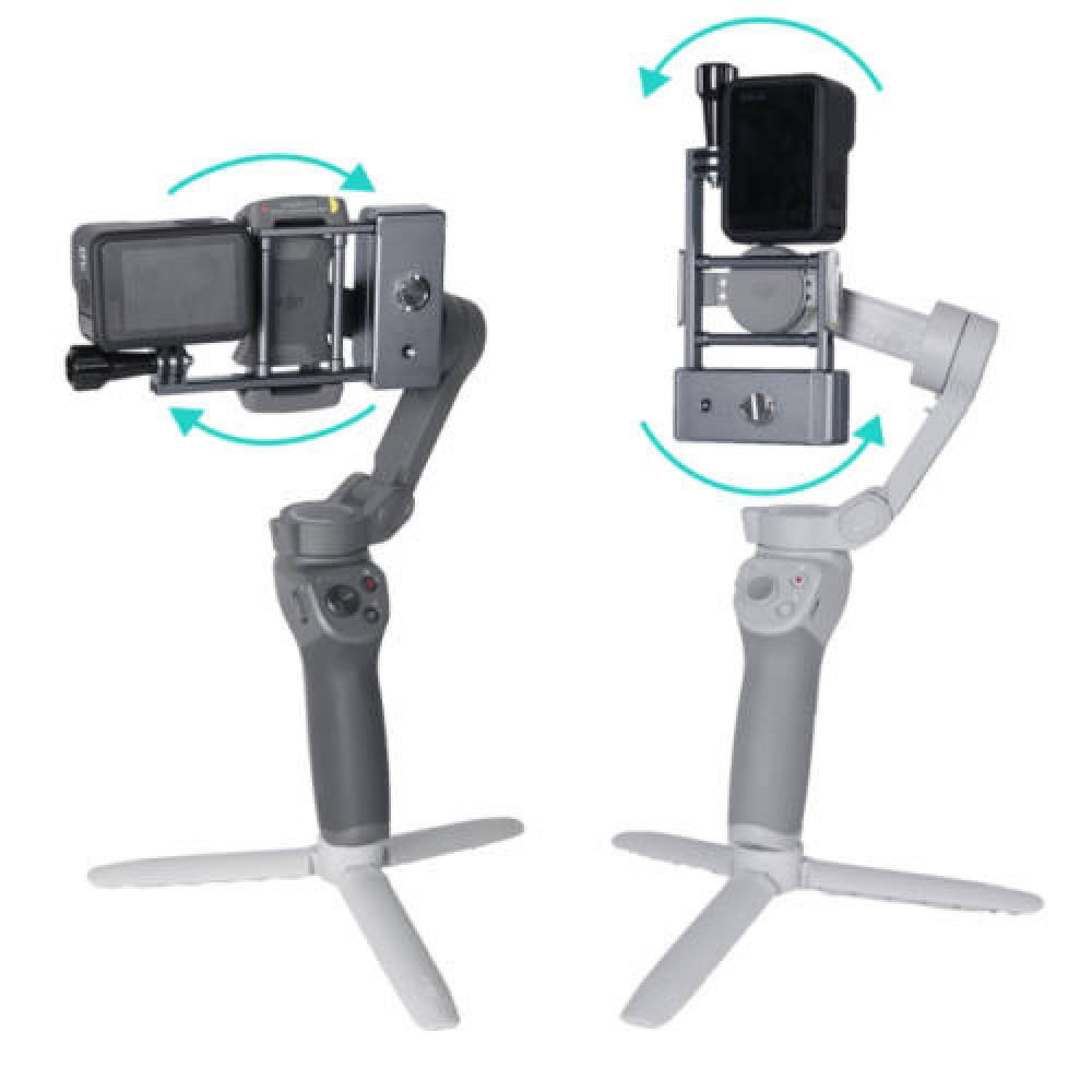 Адаптер екшн-камери до стабілізатора для смартфона Sunnylife (OM4-Q9417)