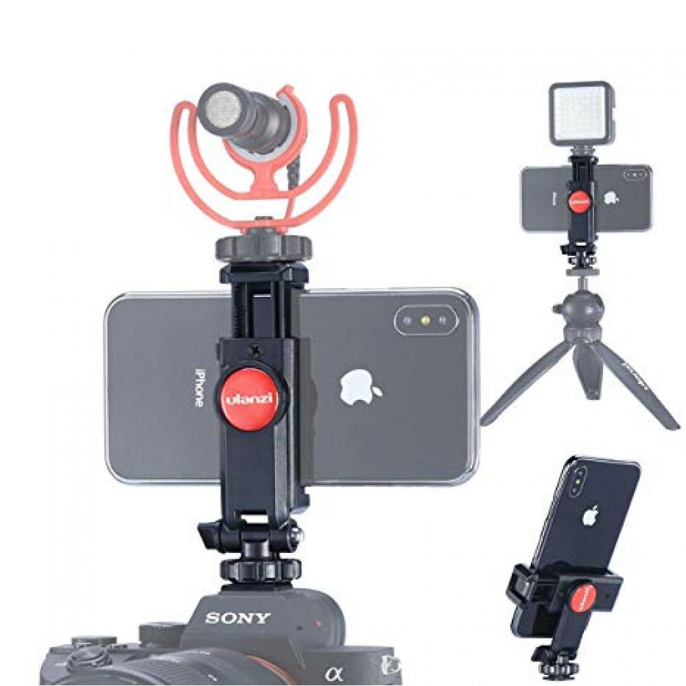 Кріплення для телефону до фотоапарата Ulanzi ST-06