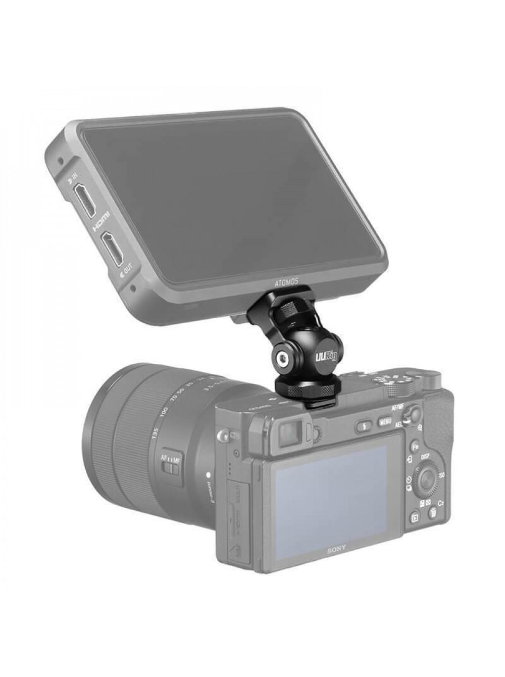 Крепление монитора для DSLR  фотоаппарата Ulanzi UURig R015