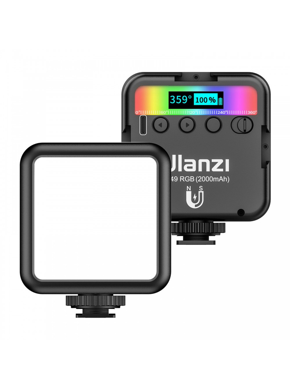 Накамерный свет Ulanzi VL49 RGB