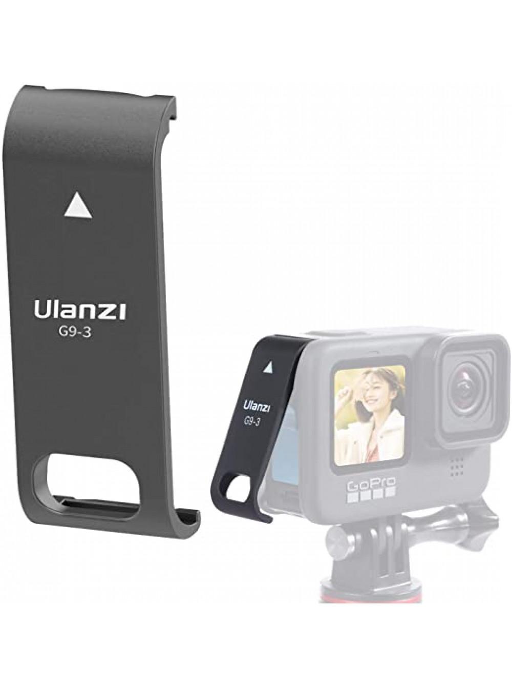 Боковая крышка для GoPro Hero 9 и Hero 10 Ulanzi G9-3