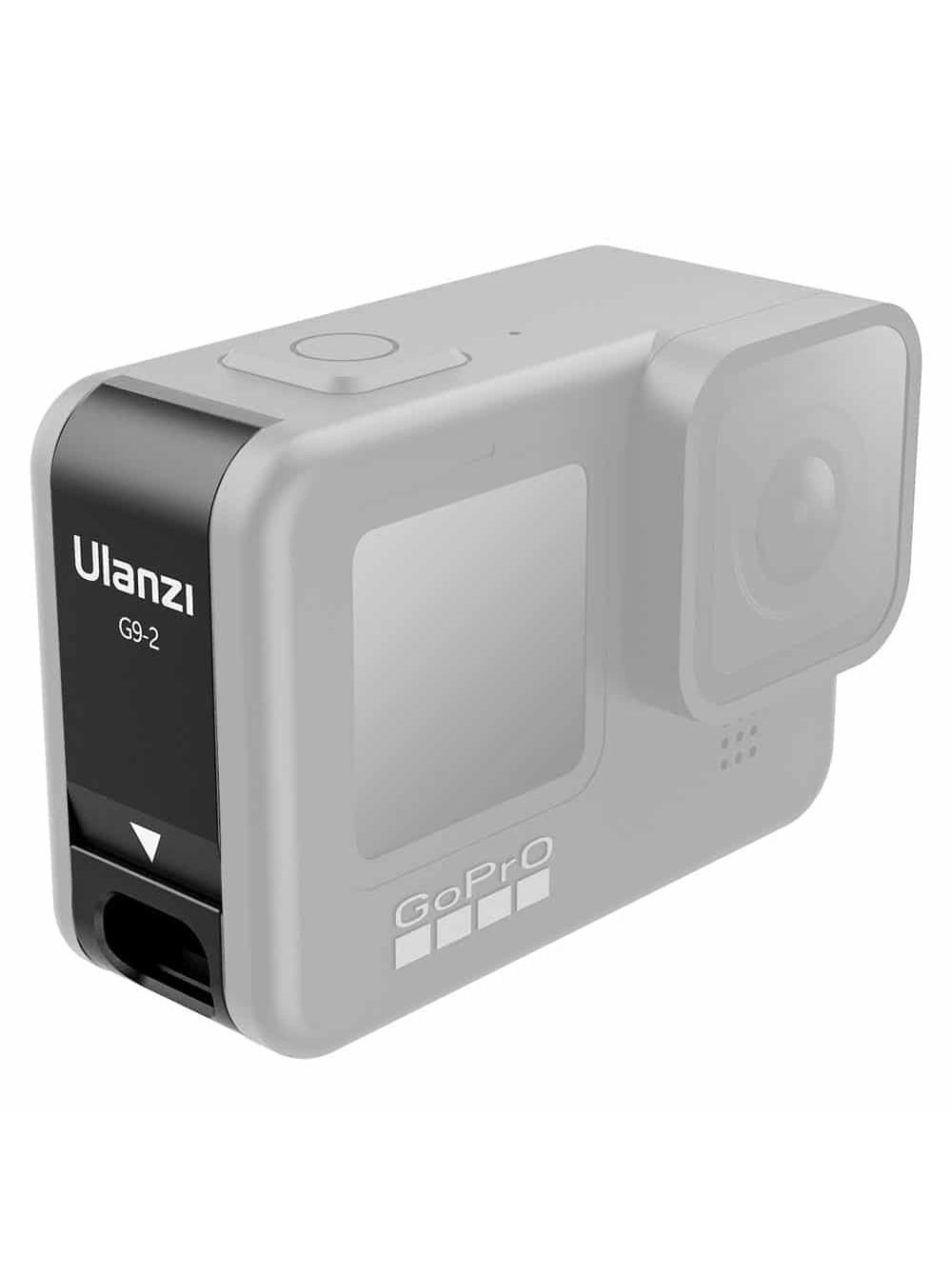 Боковая крышка для GoPro Hero 9 Ulanzi G9-3