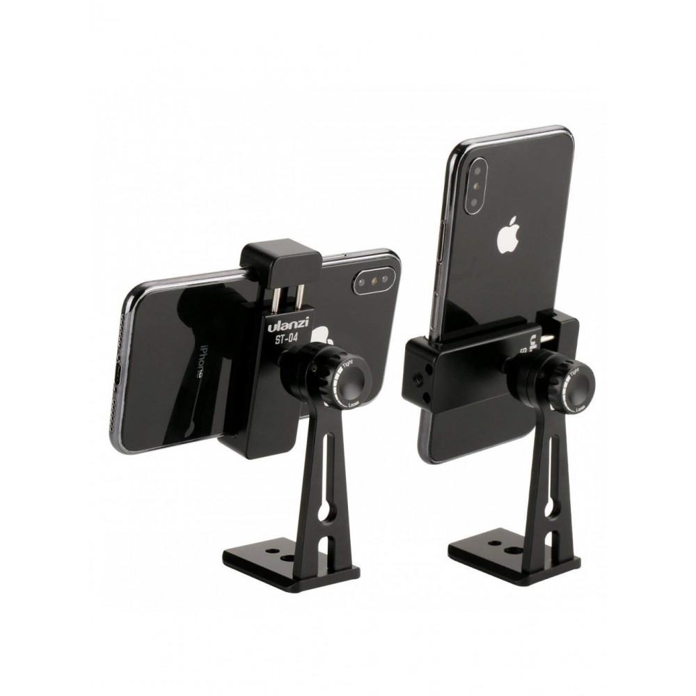 Кріплення для телефону поворотний металеве Ulanzi