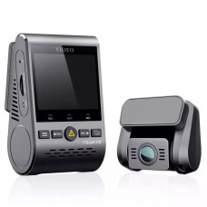 Видеорегстратор VIOFO A129 Plus Duo 2K + Full HD c GPS и WiFi
