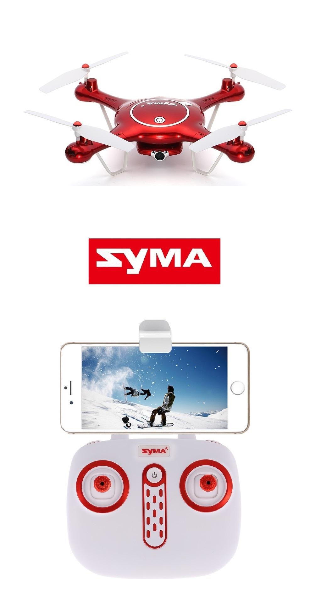 Syma X5UW заголовок