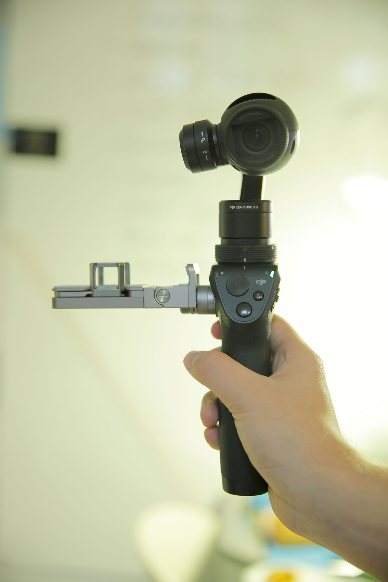 First DJI OSMO Hands-On | cinema5D