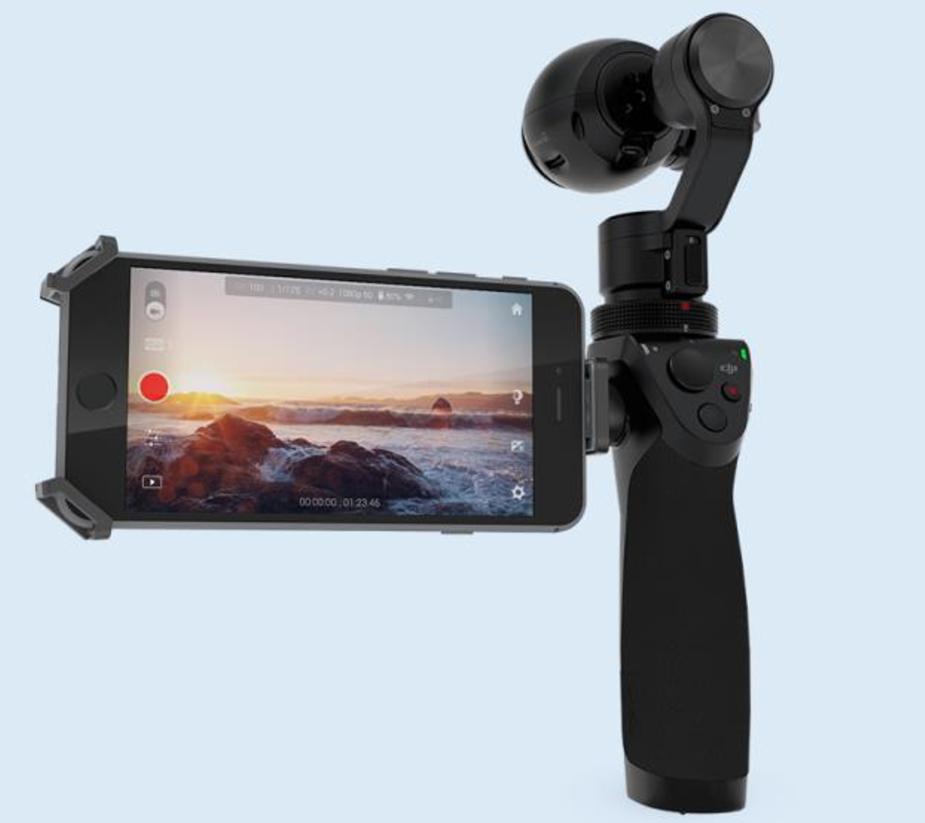 Camera Stabilisateur Dji Osmo + 2 batteries et un chargeur ...